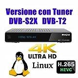 Mutant HD 514K Combo-S2X und-T2–Ultra HD Mut @ Ant–HD51sofortiger Versand