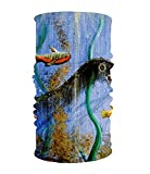 Rghkjlp The Seabed Forest 16-in-1 Magic Scarf,Face Mask,Balaclava Bandana for Outdoor Sports Multicolor15