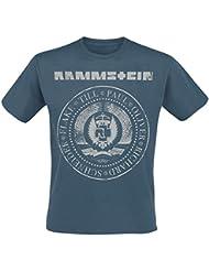 Rammstein Est. 1994 T-Shirt blau