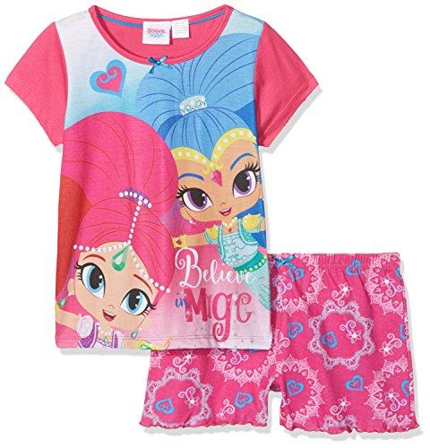 24bb4d6f Shimmer & Shine Believe in Magic', Conjuntos de Pijama para Niñas, Rosa (