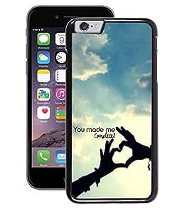 Crazymonk Premium Digital Printed Back Cover For Apple I Phone 6 Plus