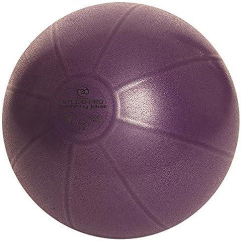 Fitness-Mad-antiscoppio per Yoga, Pilates e allenamento& 500 kg Studio Pro Swiss Ball& pompa