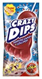Chupa Chups Crazy Dips Cola, 24 -er Pack  (24x 14 g)