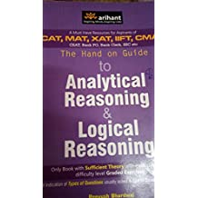 Arihant the hand On guide to analytical reasoning and logical reasoning