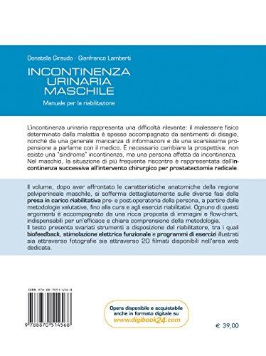 Zoom IMG-1 incontinenza urinaria maschile manuale per