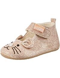 Living Kitzbühel Ballerina Katze, chaussons d'intérieur bébé fille