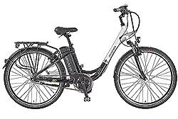 Damen Alu City Elektrofahrrad, 28 Zoll, 7-Gang-SHIMANO-Schaltung, »Navigator Comfort«, Prophete