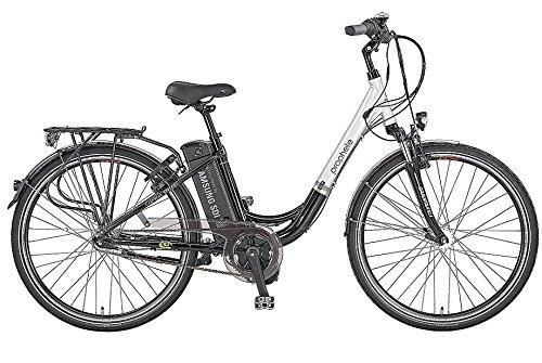 Damen Alu City Elektrofahrrad, 28 Zoll, 7-Gang-SHIMANO-Schaltung, »Navigator Comfort«, Prophete -