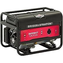 Briggs & Stratton SPRINT 1200A, generador portátil de gasolina - Potencia en marcha de 900