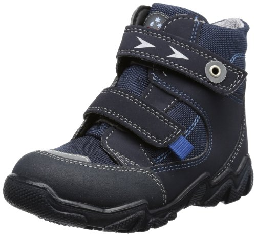Ricosta Berti(m), Bottes de ski garçon Bleu - Blau (see/ozean 180)