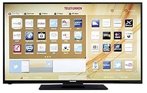 Téléviseur LED 110 cm 43 pouces Telefunken D43F278A3C EEK A+