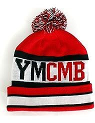 Bonnet YMCMB Script Rouge