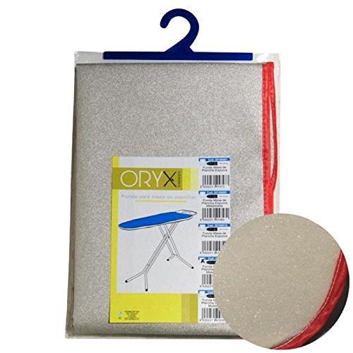 ORYX 5160015 Funda Mesa Plancha Espuma metalizada