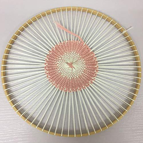 Máquina de tejer hecha a mano