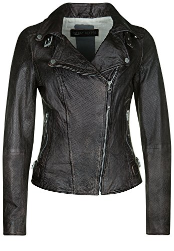 FREAKY NATION Damen Lederjacke FANTASY