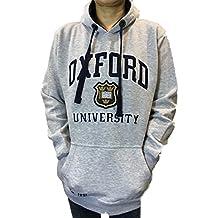 Sudadera con capucha oficial de la universidad de Oxford - ropa oficial de la universidad famosa de Oxford