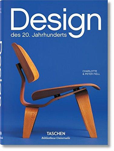 Design des 20. Jahrhunderts Buch-Cover