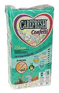 Sauver Maier 29784Litière pour rongeur Care Fresh Confetti, 10L