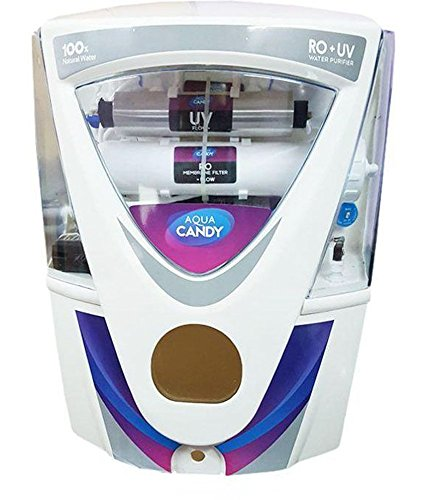 Aqua Candy 17L Storage 14Stage Ro+Uv+Uf+Mineral+Tds Controller Water Purifier(color may vary)
