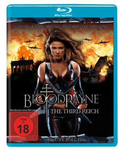 Bloodrayne - The Third Reich - Uncut [Blu-ray]