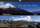 Tanz auf dem Vulkan - Osorno (Chile) (Wandkalender 2020 DIN A3 quer): Der chilenische Vulkan Osorno mit seinen umgebenen Wasserfällen, Seen und ... (Monatskalender, 14 Seiten ) (CALVENDO Natur) -