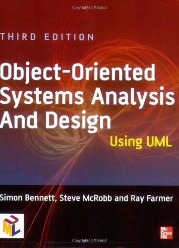 P D F Object Oriented Systems Analysis And Design Using Uml Ebook Epub Kindle By Simon Bennett Uyre87tui54t7854yutreug