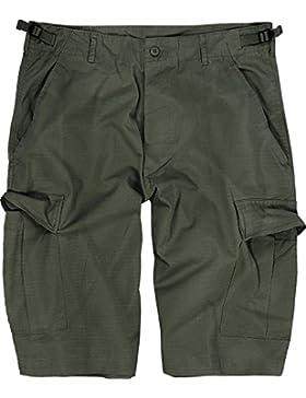 US Bermuda Shorts aus Ripstop-Gewebe (Baumwolle) [XS-4XL]