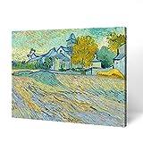 mmwin Monde célèbre Peinture Peinture à l'huile Van Gogh Peinture à l'huile...