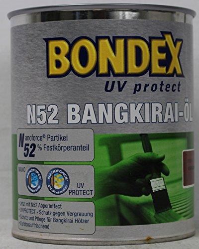 Bondex  <strong>Weitere Eigenschaften</strong>   Abperleffekt, Kein Abblättern