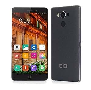 [Official Store] Elephone P9000 - Android 6.0 Smartphone libero (P10 Helio MTK6755 2.0 GHz 4 GB di RAM 32 GB ROM 5.5 pollici Ricarica senza fili, Ricarica rapida) - Nero