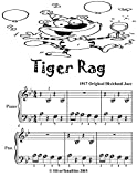 Tiger Rag Beginner Tots Piano Sheet Music (English Edition)