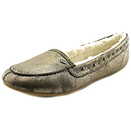 Roxy Cherokee II Donna US 6 Grigio Pantofole