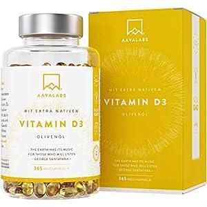 Vitamin D3 Öl Aavalabs Vitamin D3 5000