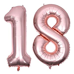 Folienballon 18 Geburtstag Dein Wohntrend De