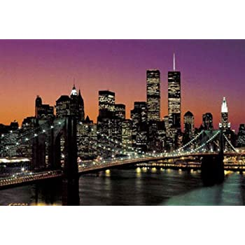 Manhattan New York Photography 366x254cm Giant Wall Mural (AVAILABLE FOR UK  DELIVERY ONLY) Part 36