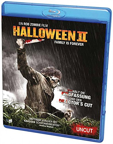Halloween II (Remake) - Blu-ray