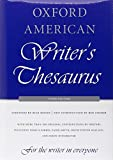 Oxford American Writer's Thesaurus by David Auburn (2012-08-24)