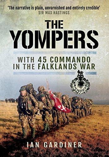 The Yompers: With 45 Commando in the Falklands War por Ian Gardiner