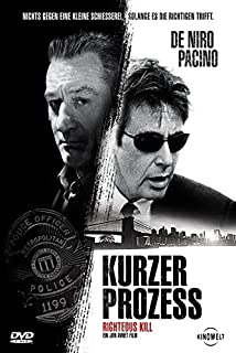 Kurzer Prozess - Righteous Kill (Steelbook)