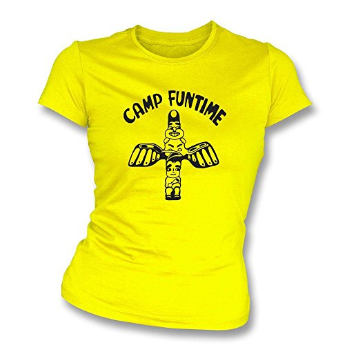 Camp Funtime Women's Slim Fit