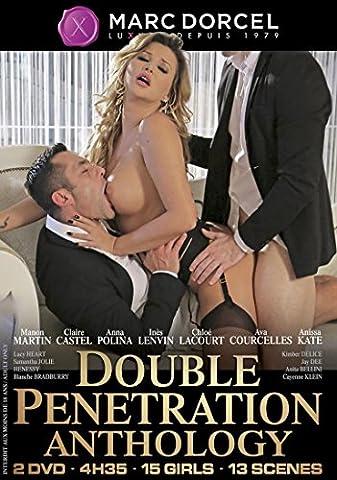 Double pénétration anthology_