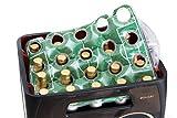 SELAGO Premium Bierkistenkühler Flaschenkühler Getränkekühler und Bierkastenkühler für 20x 0,5L 20x 0,33L Inklusive Hochwertigem Thermobeutel Made in Germany