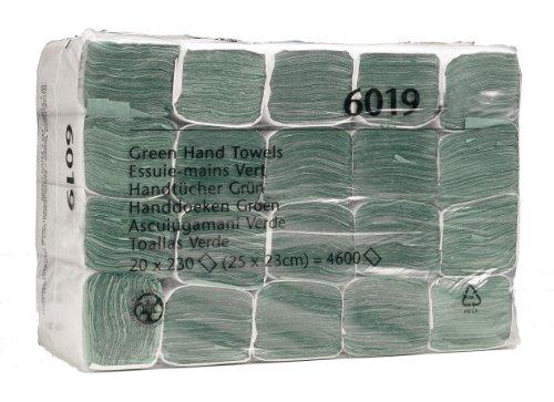 kimberly-clark-professional-handtuecher-interfold-gruen-klein-20-paeckchen-x-230-tuecher-1er-pack-1-