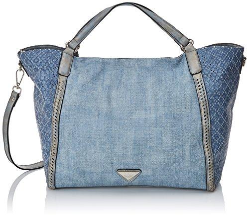 XTI  85772, Cabas pour femme Bleu