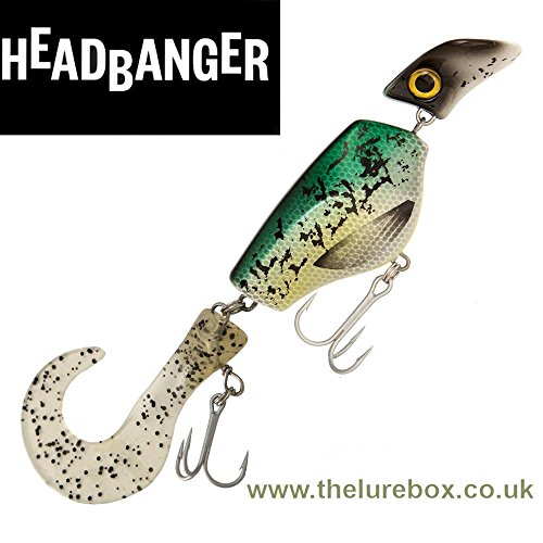 Headbanger Tail Lure 23cm Floating Crappie
