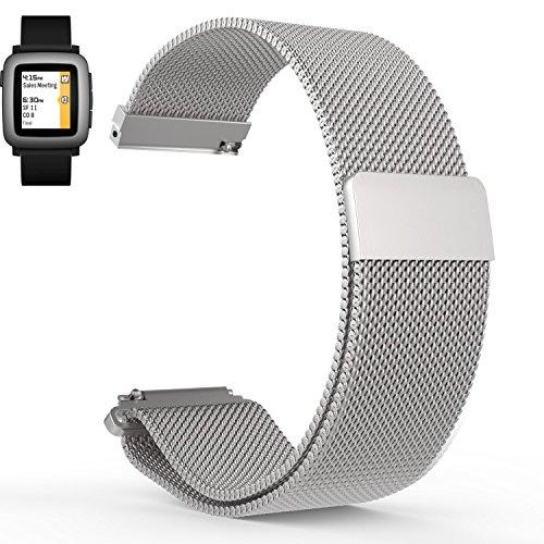 vicara-22mm-pebble-time-2-bande-bracelets-de-montres-en-acier-inoxydable-milanais-milanese-avec-le-f