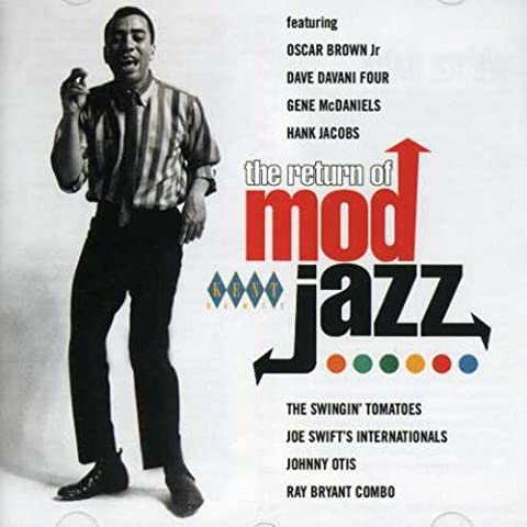 Le Monde Du Jazz - The Return Of Mod Jazz [Import