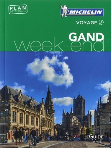 Descargar Libro Guide Vert Week-End Gand Michelin de Michelin