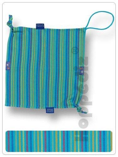 Preisvergleich Produktbild Hoppediz St-ant Schnuffel- und Spucktuch, türkis
