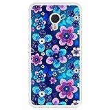 Hapdey Phone Case for [Meizu m3 note] design [Floral spring
